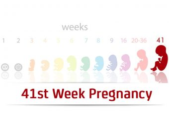 41st Week Pregnancy: Symptoms, Baby Development, Tips, And Body Changes
