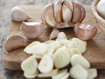 6 Health Benefits Of Garlic For Babies