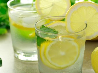 9 Amazing Health Benefits Of Lemon Water While Breastfeeding