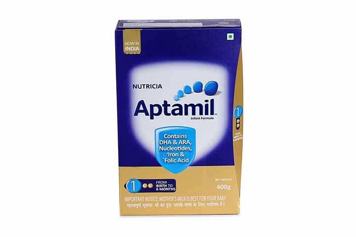Aptamil Stage 1 Infant Formula