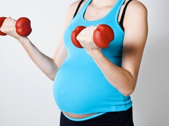 3 Safe Arm Exercises You Can Do During Your Pregnancy