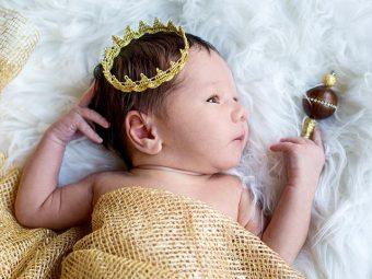 10 Wonderful Baby Boy Names That Mean King