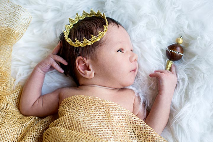 Baby Boy Names That Mean King