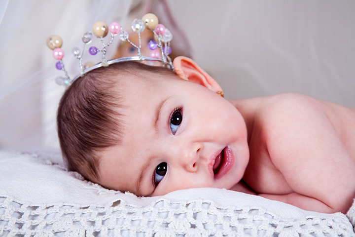 Baby Girl Names That Mean Queen