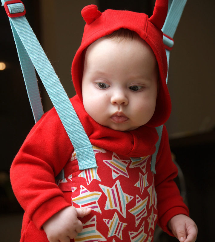 Are Baby Jumpers Really Safe
