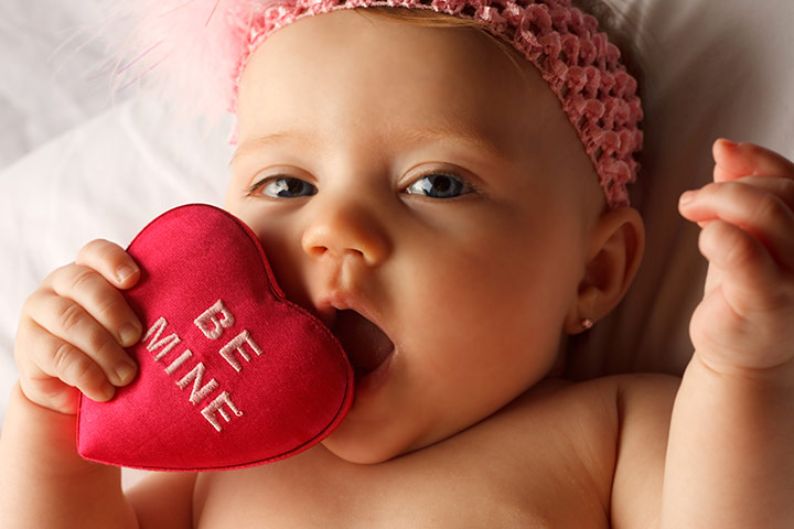 Baby Names Inspired By Love