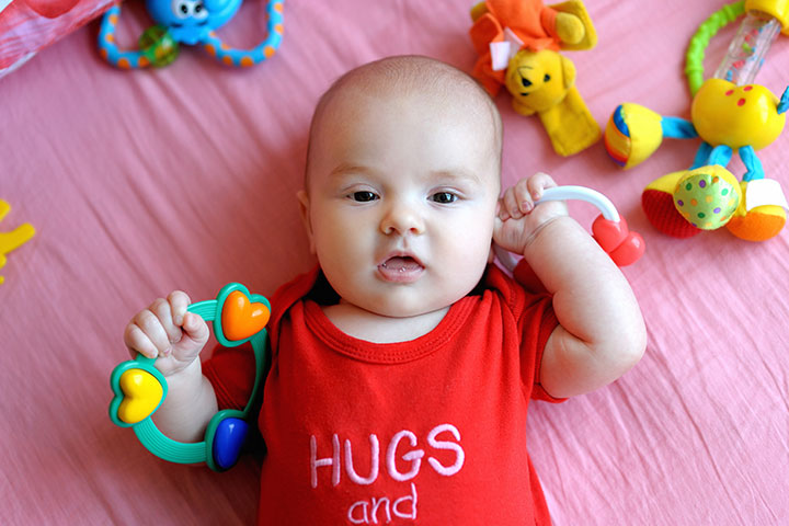 19 Best Toys For 3 Month Old Baby