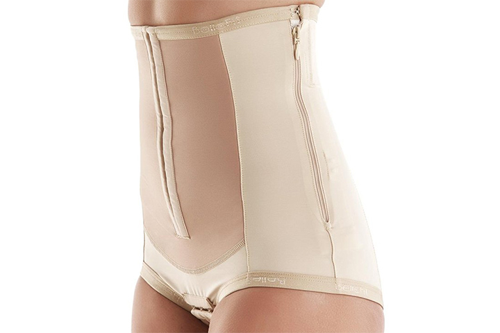 Bellefit Dual-Closure Girdle (Best Girdle After C-Section)