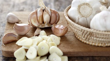 Benefits Of Garlic For Babies