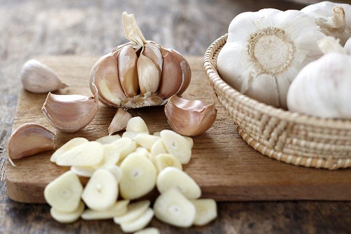 Benefits Of Garlic For Babies