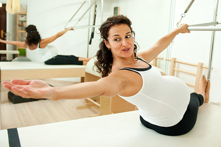 Benefits Of High-Intensity Exercises During Pregnancy