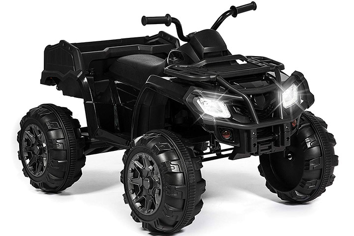 Best Choice Products Powered Extra-Large Kids ATV Quad