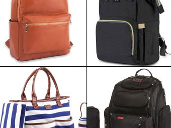 15 Best Diaper Bags To Buy In 2019