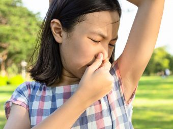 Body Odor In Children: Causes, Treatment And Tips To Manage