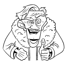 Top 10 Up Movie Coloring Pages For Your Little Ones