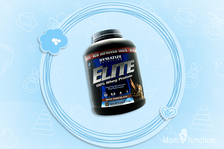 Dymatize Nutrition Elite Whey Protein Powder