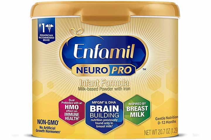 Enfamil NeuroPro Baby Formula Milk