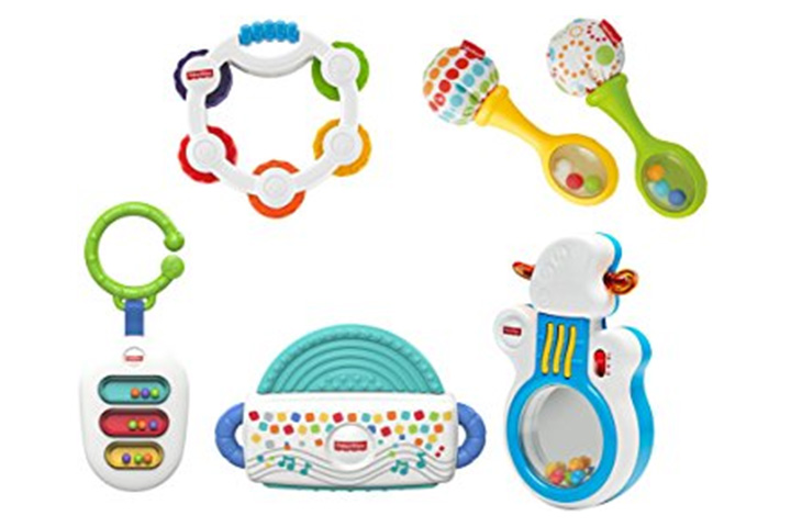 Fisher-Price Musical Gift Set