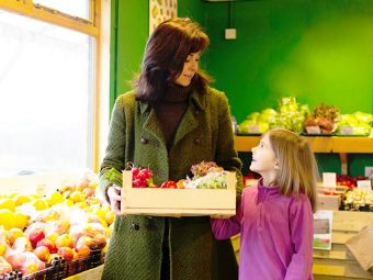 Fruits And Vegetables For Kids - Benefits And Fun Facts