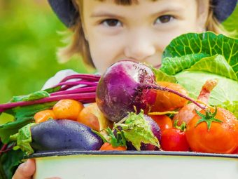 Fruits And Vegetables For Kids: Health Benefits And Fun Facts