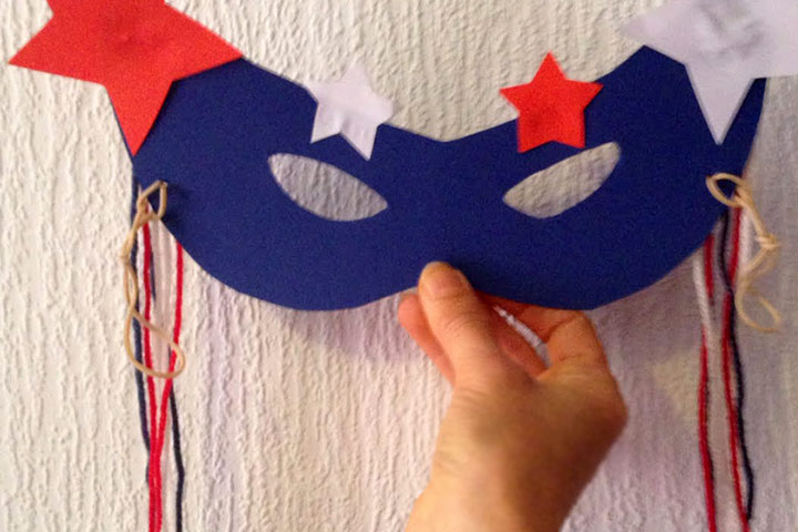 Fun Fourth Of July Eye Mask
