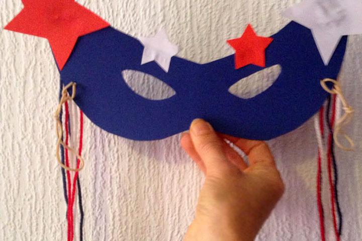 Fun Fourth Of July Eye Mask
