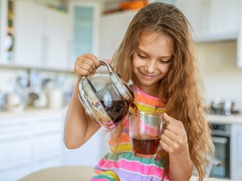 Green Tea For Children – Health Benefits And Side Effects