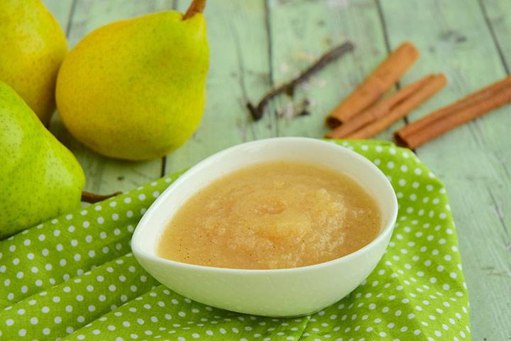 Guava-Pear Delight
