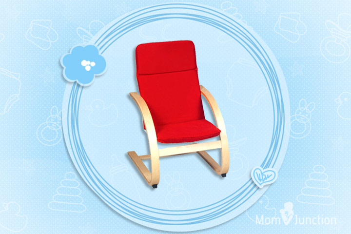 Guidecraft Nordic Rocker