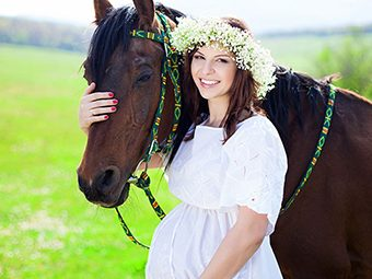 Horse Riding While Pregnant – Everything You Need To Know!