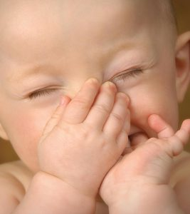 How To Deal With Your Baby's Body Odor
