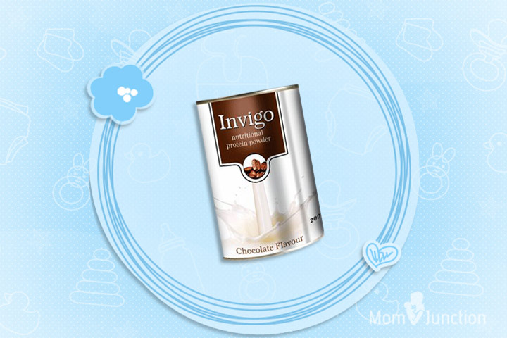 Invigo Nutritional Protein Powder