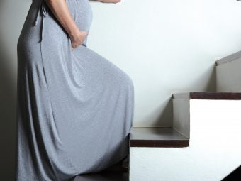 Climbing Stairs During Pregnancy: When Is It Safe And When To Avoid?