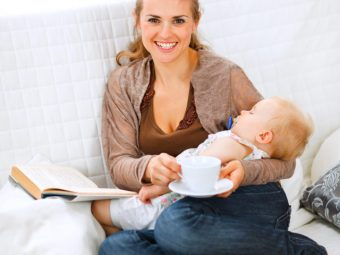 Is It Safe To Drink Herbal Tea While Breastfeeding?