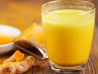 Turmeric Milk During Pregnancy: Safety, Nutrients And Health Benefits