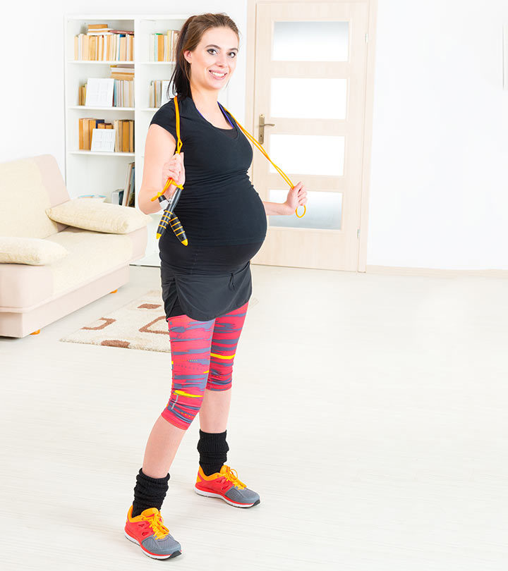 Is Jumping Safe For Pregnant Women