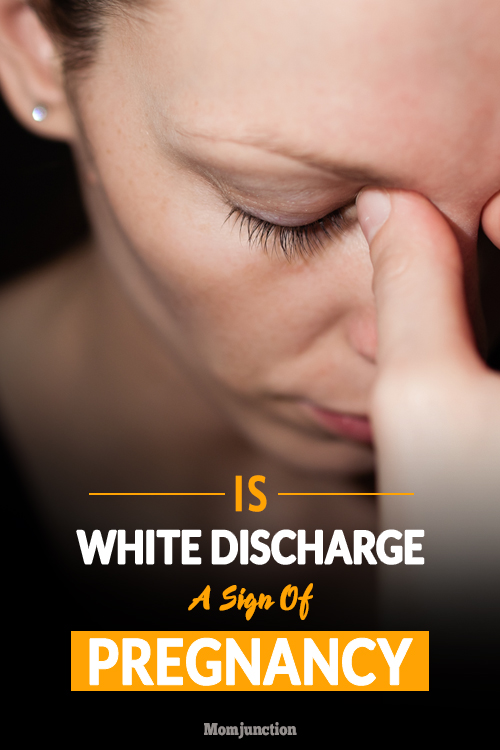 White Vaginal Discharge During Pregnancy: Should You Be Worried?
