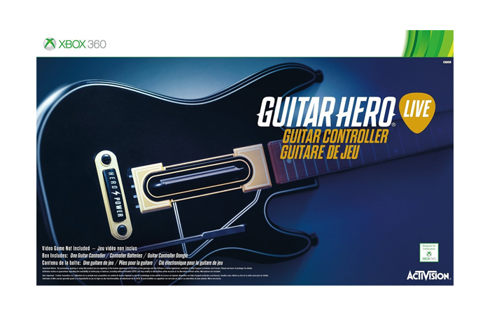 Best Xbox 360 Games For Girls - Guitar Hero Live