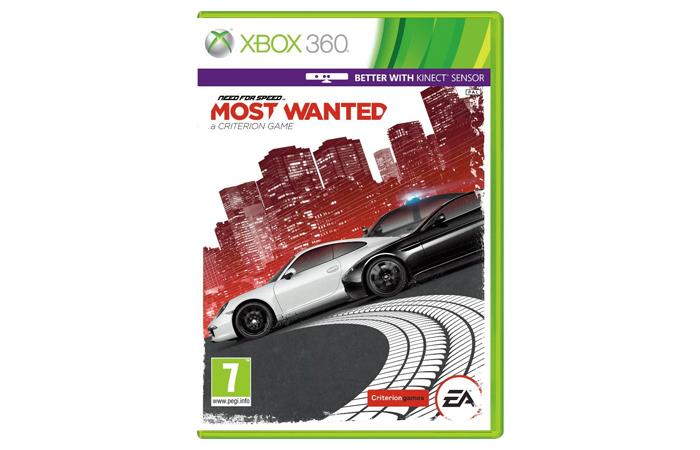 Need for speed: most wanted to have kinect support?