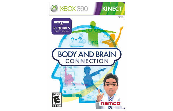 Educational Games for Xbox 360 - Body And Brain Connection