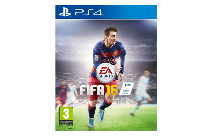 Sports Games For Xbox 360 - EA Sports FIFA 16