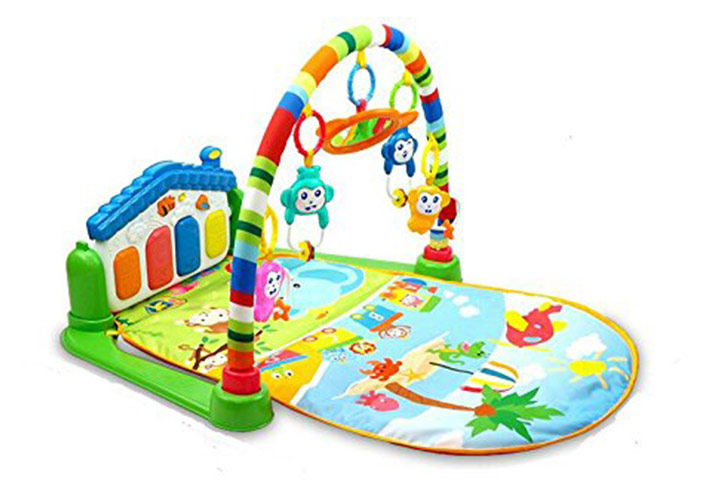 Life-Tandy Baby Kick and Gym Play