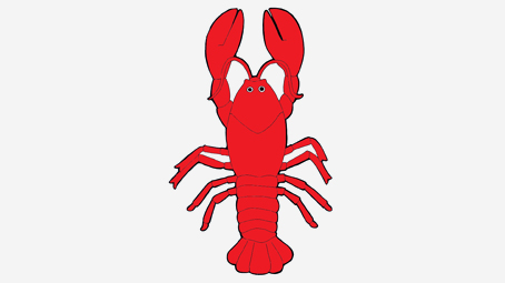 Lobster Coloring Pages Print