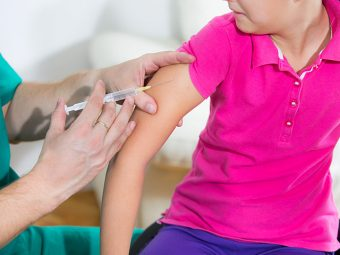 MMR Vaccine For Child - Schedule And Side Effects