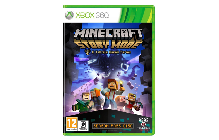 Best Xbox 360 Games For Boys - Minecraft Story Mode