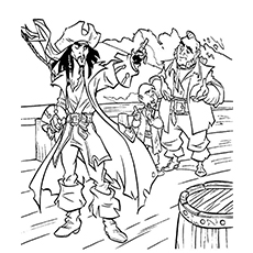 mr gibbs supporting character will turner coloring page