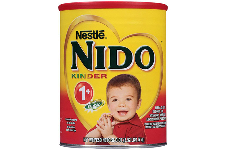 Nestle NIDO Kinder 1+ Powdered Milk Beverage
