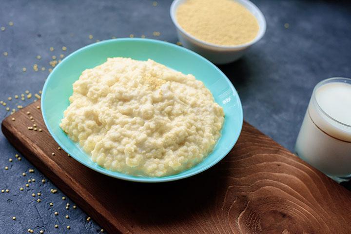 Oats guava porridge