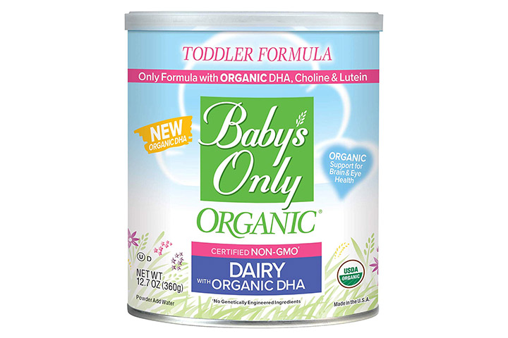 Only Dairy with DHA Toddler Formula