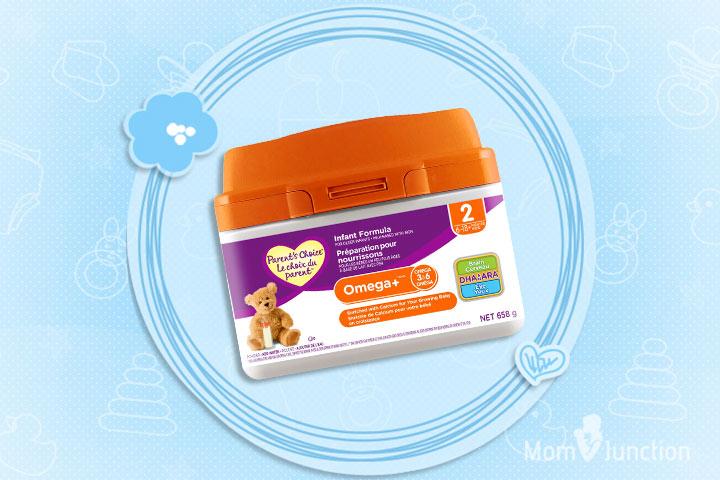 Parent's Choice Organic Infant Formula Powder